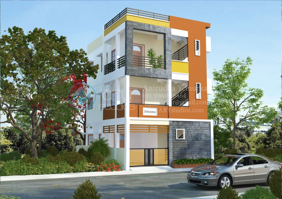 3d+modern+apartment+rendering+architectural+day+view+realistic+kerala
